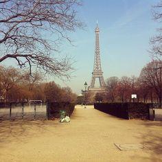 Icône parisienne