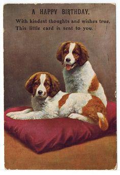 Antique postcards online