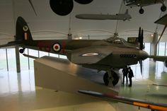 de Havilland Mosquito, RAF Museum Hendon, London.