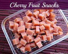 Is this another gelatin recipe? Yes. Yes it is. I love eating gelatin goodies an. Gummy Fruit Snacks, Fruit Chews, Real Food Recipes, Snack Recipes, Healthy Recipes, Gelatin Recipes, Delicious Desserts, Yummy Food, Paleo