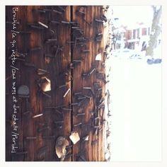 Calendrier de l'Avent 2013: Jour 20. Broches/Ce qui reste/Des mots et des chats/ Perdus #adventcalendar2013 #calendrierdelavent2...