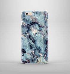 BLUE MARBLE CASE iPhone 6s case iPhone 6 case by needthecase
