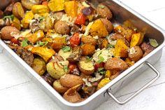 Grilled Vegetables with Balsamic Vinaigrette   http://maya-kitchenette.com/grilled-vegetables-with-balsamic-vinaigrette/