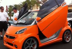 Pimp My Smart Car - Neatorama