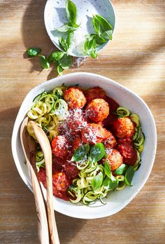 Italian Chicken Meatballs Turkey Recipes, Chicken Recipes, Dinner Recipes, Cooking With Olive Oil, Chicken Meatballs, Italian Chicken, Cooking Recipes, Healthy Recipes, Ground Chicken