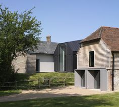 Ditchling Museum of Art Craft, Ditchling, 2013 - Adam Richards Architects