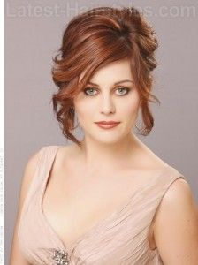 Up do for mother of the bride ....what do you think?