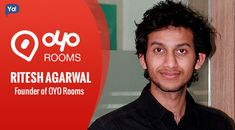 Read about the teenage boy Ritesh Aggarwal - Young Founder & CEO of OYO Rooms