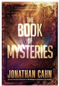 Join Our New Book Club  The Book of Mysteries by Jonathan Cahn  Starts October 13, 2016