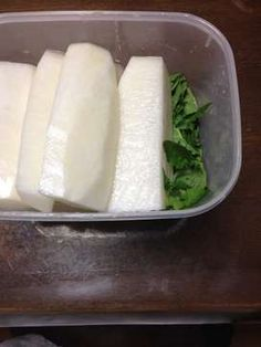 (Y-did I cut back on sugar? or is it to do with the quality of Daikon? bit tasteless, worth trying it again) Cooking Panda, Cooking 101, Easy Cooking, Cooking Recipes, Cooking Games, Cooking Classes, Bento Recipes, Healthy Recipes, Cooking Dried Beans