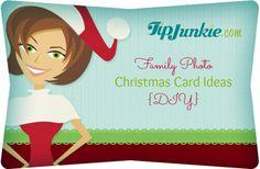 christma card, card idea, famili, 2014 christma, photo christmas cards ideas, holiday gifts