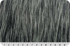 Monster Fur Black Frost