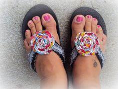 Cute flip-flops