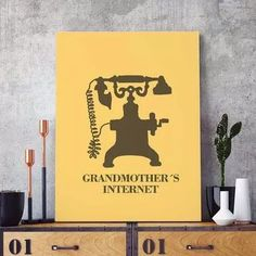 poster grandmother