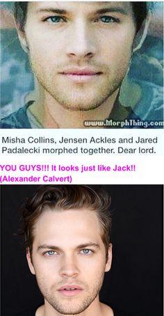 Supernatural - It looks like Jack!!