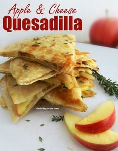 apple-and-cheese-quesadilla