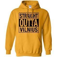 Outta Vilnius -- Guys/Gals Hoodie
