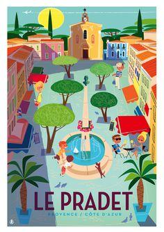 Le Pradet ~ Provence-Alpes-Côte d'Azur