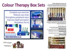 want to strengthen your eyes today! try the colour and gem way! Color Box, Colour, Depth Perception, Color Vision, Box Sets, Eye Strain, Carpet Design, Everyday Objects, Crystals And Gemstones