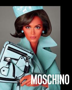 Kaia Gerber stars in Moschino's fall-winter 2018 campaign