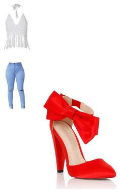 """""""Untitled #1"""" by perttypink on Polyvore featuring Lipsy"""