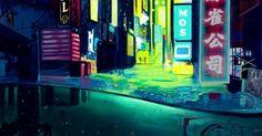 Le concept art de la semaine. Mon petit défi perso: faire une vue à la fois à l'intérieur et à l'extérieur de l'eau :D.  #instaday #instaart #concept #conceptart #conceptartworld #conceptartist #draw #art #drawing #digitaldrawing #digitaldraw #digitalpainting #digital_art #instagram #instalike #drawingoftheday #citydrawing #city #underthesea #water #digitalarts #japan #tokyo #sketch #artist #speedpainting #speedpaint #speed #ville #dessin