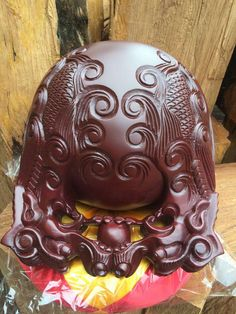Temple Drum, Sutra drum, music tool in sangha. http://myadornart.com/products.asp?cid=154