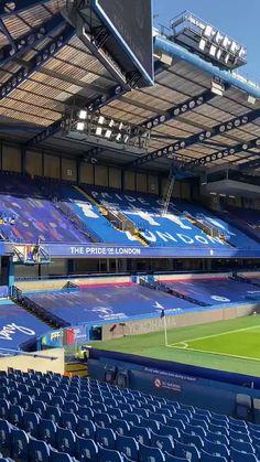 Chelsea Stadium, Chelsea Football Team, Fc Chelsea, Basketball Court, Wallpaper, Phone, Sports, Soccer, Hs Sports