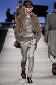 Canali - Men Fashion Fall Winter 2014-15 - Shows - Vogue.it