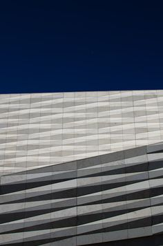 Abstract of the Museum of Liverpool, designed by 3XN. pinterest.com/dorsetscouser/
