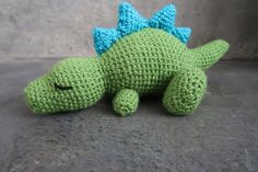 #stringthingsbymel #crochet #dinosaur    Free pattern now available!
