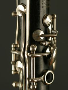 The Bb Clarinet...my very first band instrument in 4th grade!