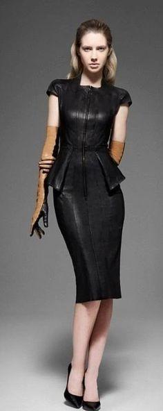 leather-fashionista:  Lather Fashion