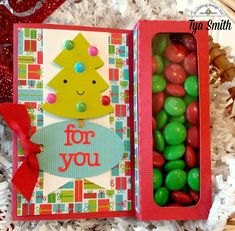 Hi Doodlebug friends! It's Tya here to share with you my take on this weeks assignment of using Doodlebug's awesome products for gift giving...
