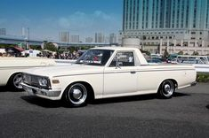 "I love this 1970 Toyota Crown ""pickup"" aka JDM El Camino"