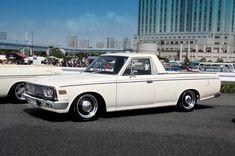 "I love this 1970 Toyota Crown ""pickup"" aka JDM El Camino"