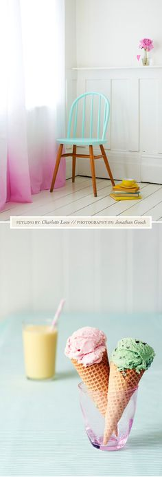 Inspired By: CharlotteLove - Home - Creature Comforts - daily inspiration, style, diy projects + freebies