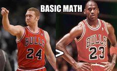 Bulls Basic Math