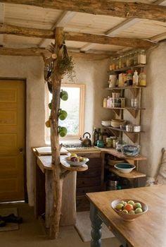 Really  Rustic Kitchen Designs| Serafini Amelia