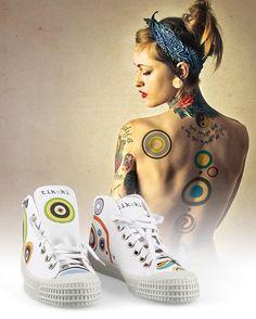 tenisky topánky pánske dámske circular ester tikoki Designer Shoes, Cool Designs