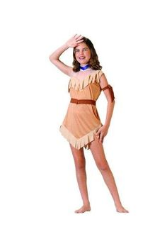 pocahontas costume disney. Black Bedroom Furniture Sets. Home Design Ideas