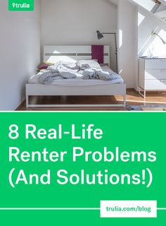 The Renters' Guide To Avoiding Rental Problems — Real Estate 101 — Trulia Blog