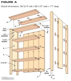 22 Best Bookshelf Plans Images In 2019 Woodworking Wood Projects