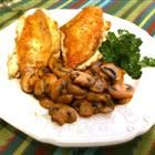 Chef John's Chicken and Mushrooms Recipe