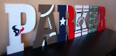 baby nfl nursery - Google Search