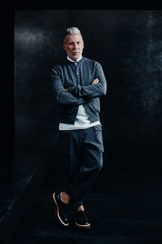 Nick Wooster aged 56