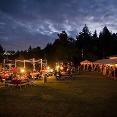 Pema Osel Ling & Amphitheatre of the Redwoods - Reception at Galllary Meadow - Watsonville, CA, United States