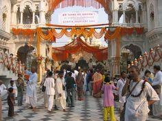 40th Anniversary of Krishna Balaram Mandir