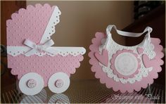 Stampin with Paula: Baby Cards                                                                                                                                                      Plus