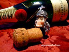 bagnare gli anelli con lo champagne porta fortuna!